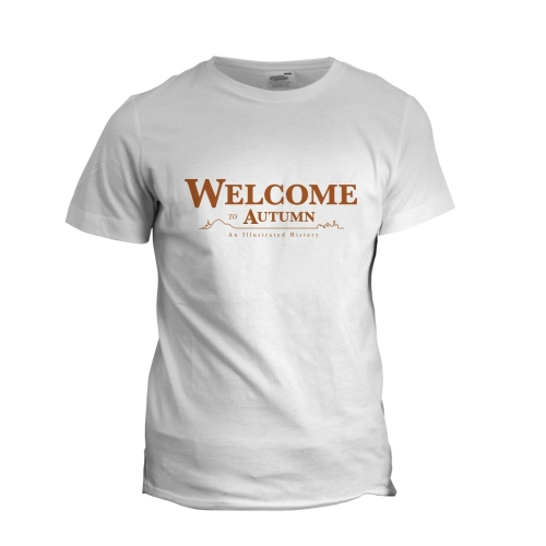 Welcome to Autumn t-shirt