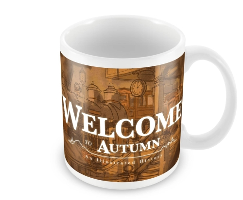 Welcome to Autumn mug