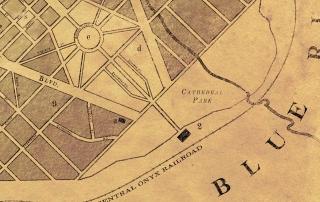 city map detail